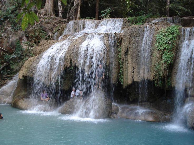 Parc National d'Erawan - Province de Kanchanaburi