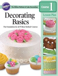 13 best cakes cupcakes images on pinterest petit fours for Michaels craft store cake decorating classes