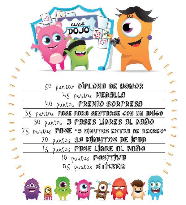 #dojo #poster #premios @tereiniguez @classdojo