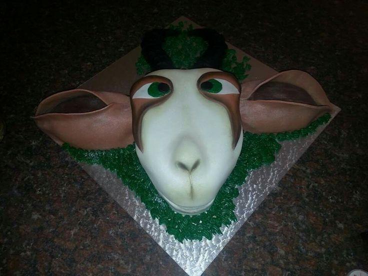 Springbokkie Cake