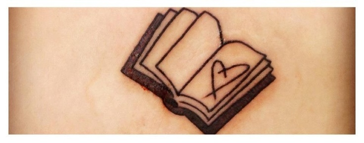 Book tattoo-Seriously in love with this