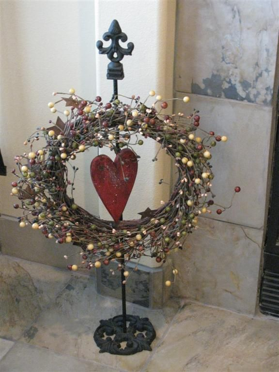 LOVE OF HOMES: Valentine's Decorations