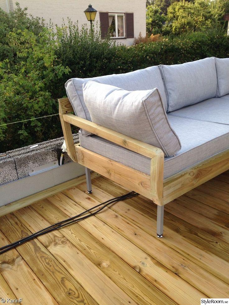 utemöbel,soffa,lounge,diy,gör det själv,do-it-yourself