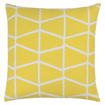 Priston Geometric Throw Pillow - Surya : Target