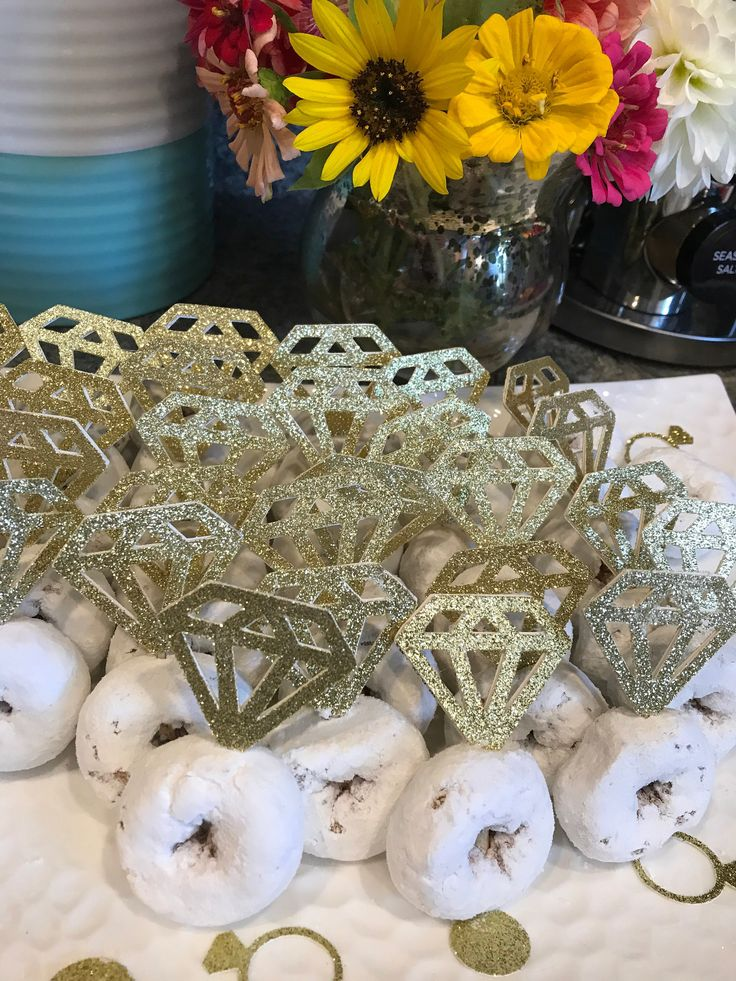 Excited to share this item from my #etsy shop: Ring Doughnut Topper, Donut Ring … – Pinter-Etsy Small Biz Group