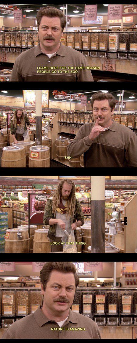 Parks and Recreation: A Trip To the Storeツ #Humor #Funny #Lol