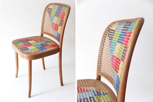 Cadeiras personalizadas - Primeira Casa da Rua