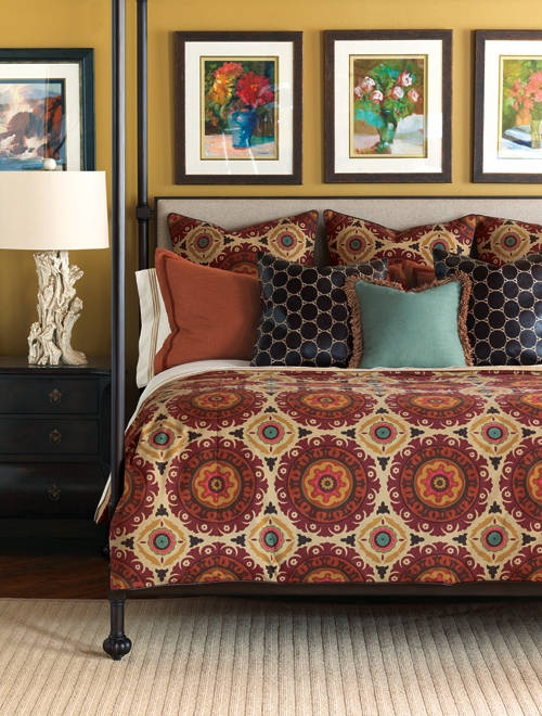 moroccan inspired bedroom decor - Google Search