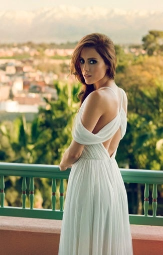 Cansu Dere, actress and model