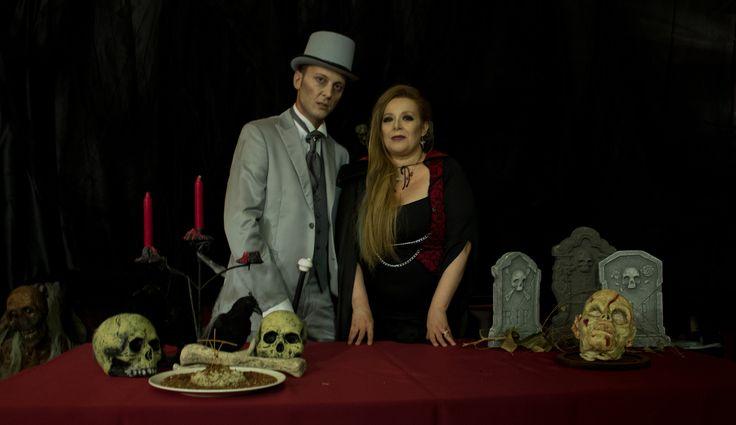 Chef Moreno Ungaretti e Barbara Perego vi stanno preparando una cena...spaventosa! Non perdete l'occasione di iscrivervi ora: http://on.fb.me/1EoNu1c
