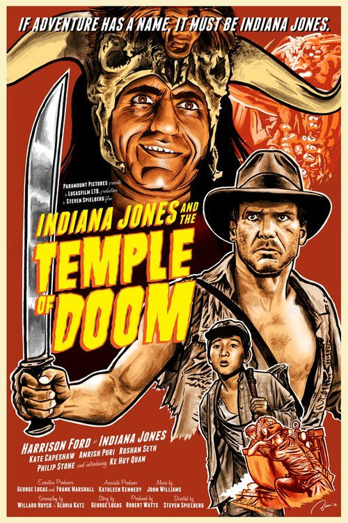 Watch Indiana Jones and the Temple of Doom Full Movie Online