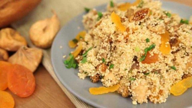 Kinoa Salatası ile zayıflayın!!