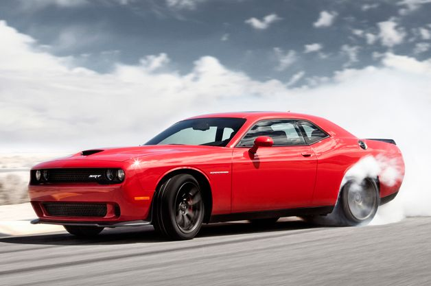 2015 Dodge Challenger SRT Hellcat has 707 glorious horsepower [w/video] - http://www.justcarnews.com/2015-dodge-challenger-srt-hellcat-has-707-glorious-horsepower-wvideo.html