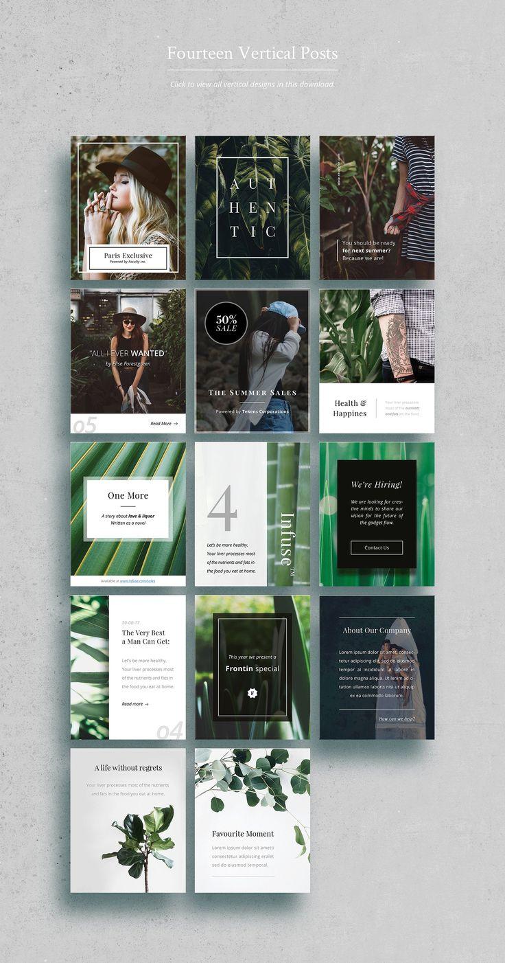 Social Media Pack by rubenstom on @creativemarket