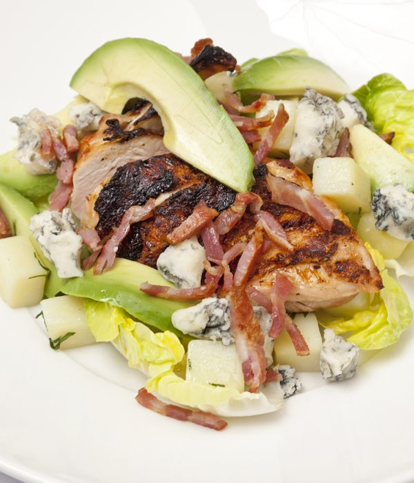 Simplicity can be a virtue, and this straightforward chicken and avocado salad recipe from Nigel Mendham has oodles of flavour and only takes around 45 minutes to prepare.