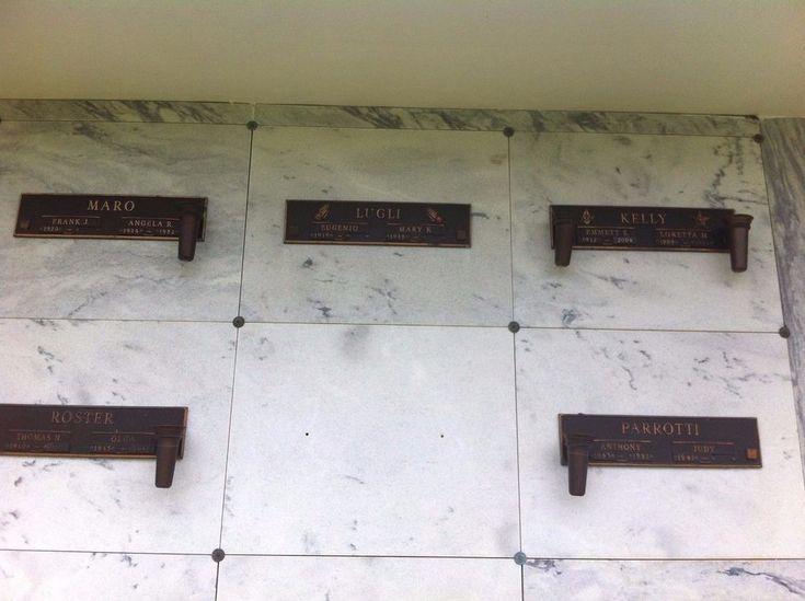 MAUSOLEUM CRYPT Cemetery PALM CITY Florida FL Holds Double Casket or 3 URNS park #eBayDanna