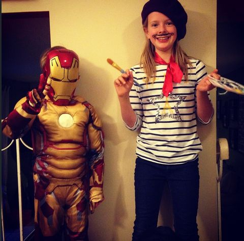 Halloween Costume - flecker