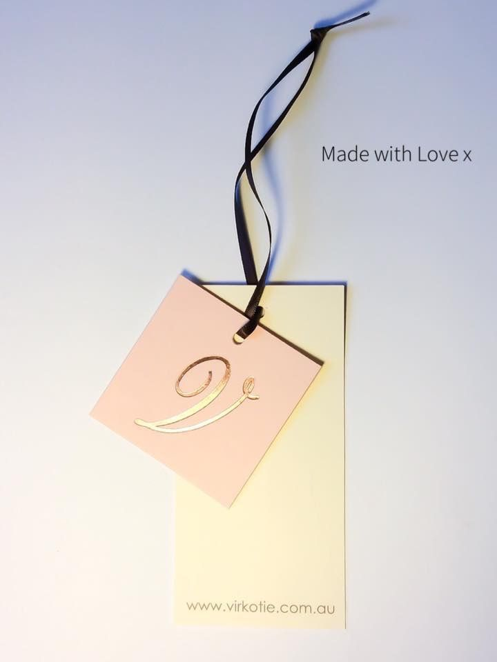 VIRKOTIE Cashmere is Made with LOVE xo