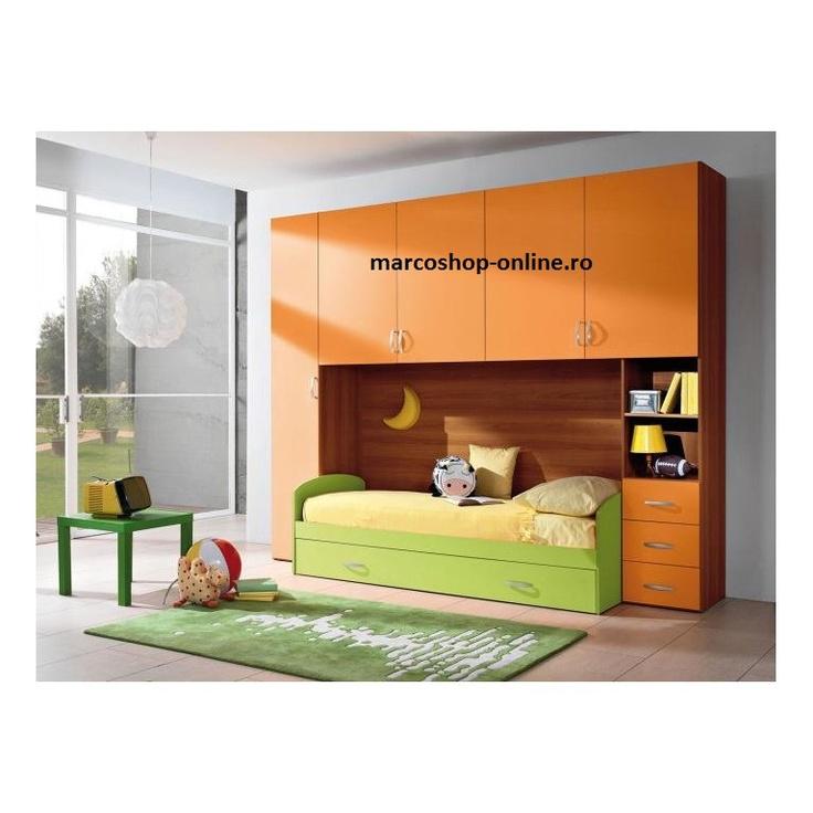 Mobila pentru copii cu design si culori deosebit de placute.  http://marcoshop-online.ro/mobila-copii-c-224.html