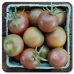 Organic Black Cherry Tomato