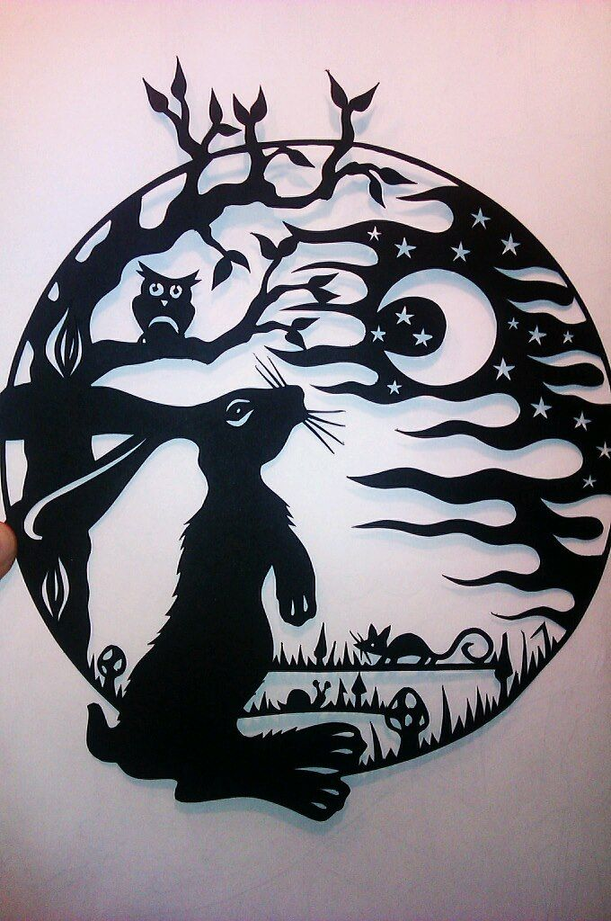 Another papercut haree