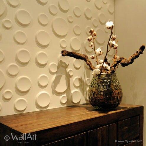 35 best 3DWALLART - WALL DECOR images on Pinterest   Room wall decor ...