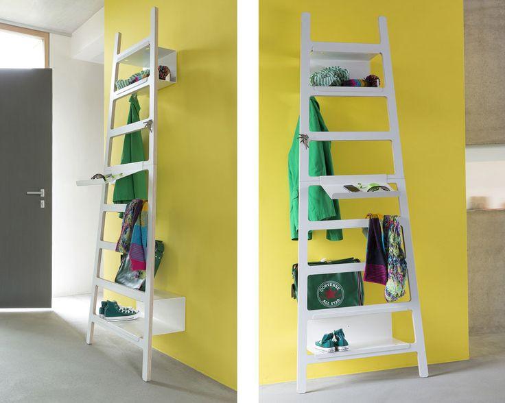 17 migliori idee su wandgarderobe design su pinterest wandgarderobe wei schrankwand wei e. Black Bedroom Furniture Sets. Home Design Ideas