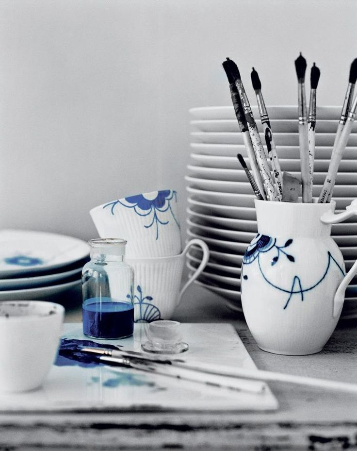 If you're like me, you've coveted a set of blue and white Royal Copenhagen dishes for as long as you can remember. It's no surprisethelovely Danish dinnerware can be spotted on the grandest diningtables around the globe. Lucky for me, our future Copenhagen lodgings areonly a few short blocks from the company's regal flagship (and, …