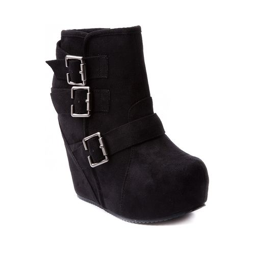 Womens SHI by Journeys Onyx Boot, Black, at Journeys Shoes