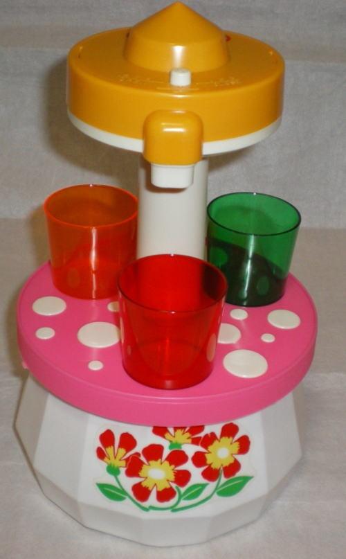 レトロ玩具のぽこぺん アサヒ玩具 ママ・ポット 未使用