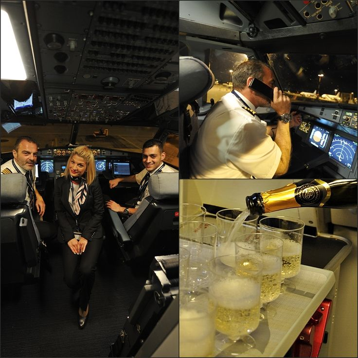 Μια ακόμη πρώτη πτήση της Aegean προετοιμάζεται να φιλοξενήσει τους επιβάτες της ! Ευχαριστίες σε όλο το πλήρωμα καθώς και στο Ground Team της Αθήνας για την όλη διαχείριση!