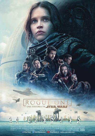 Poster de la Peli Rogue One: Una historia de Star Wars