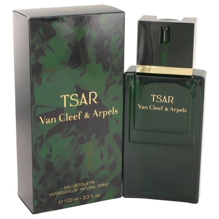 Tsar By Van Cleef And Arpels Eau De Toilette Spray 3.4 Oz