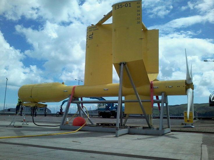 Universidade do Algarve tem projecto para aproveitar energia das marés