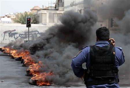 Les heurts se poursuivent à l'ouverture du Grand Prix de Bahreïn - http://www.andlil.com/les-heurts-se-poursuivent-a-louverture-du-grand-prix-de-bahrein-114959.html
