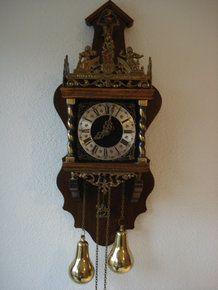 Zaanse Warmink clock