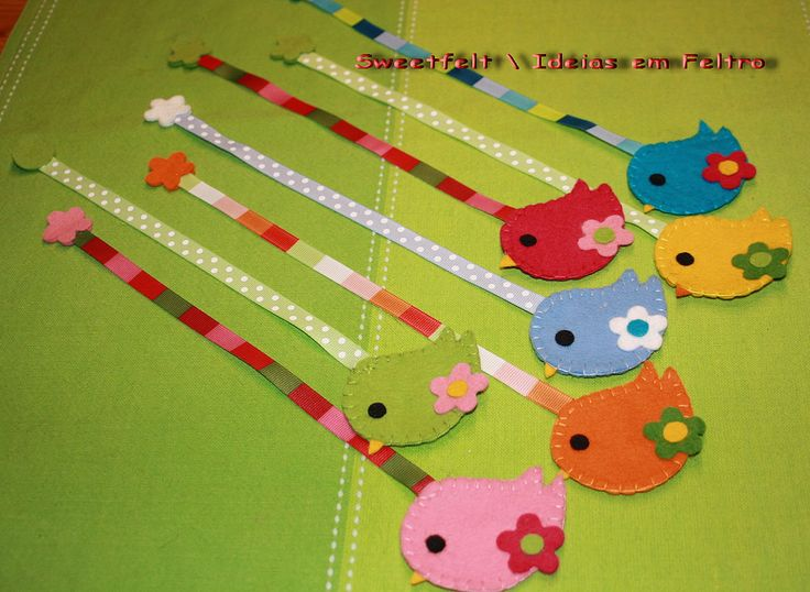 Paula Da Silva | Birds bookmarks via flickr