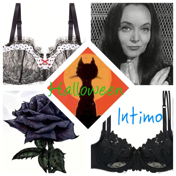 Halloween meets Intimo