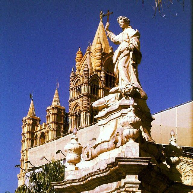 #Palermo Cattedrale