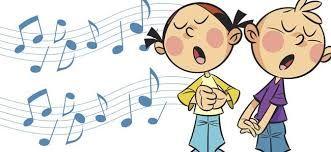Resultado de imagen para niños cantando fotos