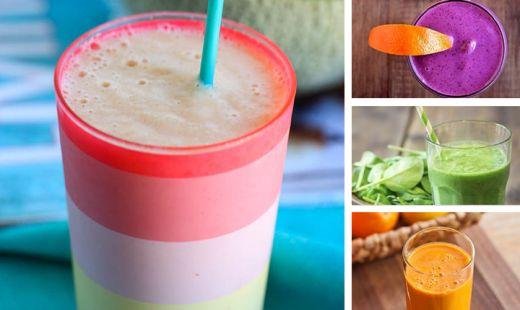 17 протеиновых смузи, которые можно употреблять до, после и вместо еды