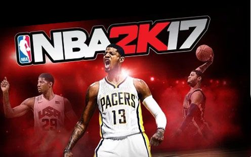 Download Game Android NBA 2K17 Apk + Data