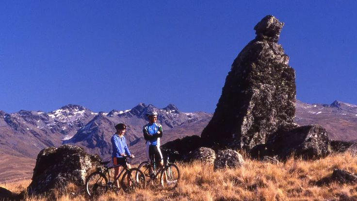 The Carricktown Trail is an adrenaline-pumping ride that will take you high into the Carrick Ranges