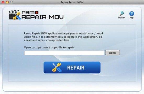 Remo Repair MOV para Mac una gran software para nuestros equipos