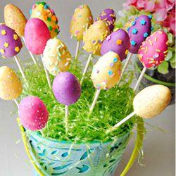easter cake pops | Easter Egg Cake Pops Cakepops
