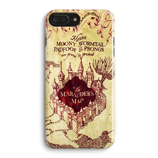 3 or 4 notebook case Leather Harry Potter Inspired The Marauders Map  ipad 2