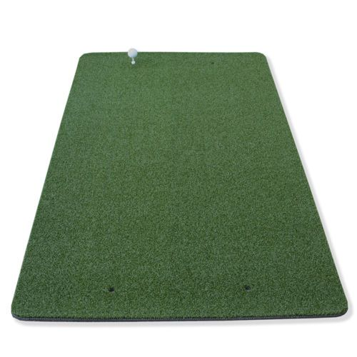 Golf-Chipping-Mat-Driving-Practice-Green-Training-Range-Putting-Aid-Turf-Tee-New