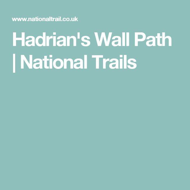 Hadrian's Wall Path   National Trails
