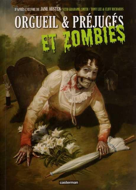 Orgueil et Préjugés et Zombies de Seth Grahame-Smith. Il a aussi écrit Abraham Lincoln chasseur de vampires dont Hollywood a fait un film...