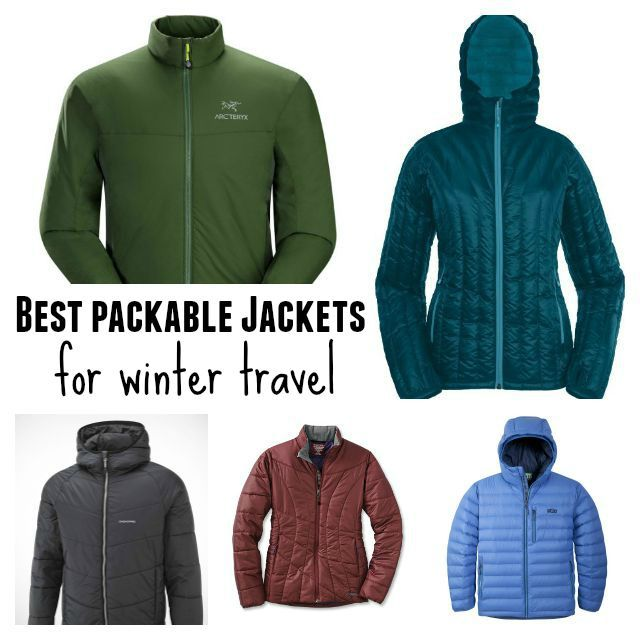 Round up of the best packable jackets for the whole family, to buy this winter!